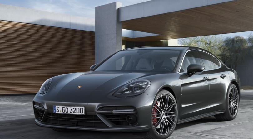 Porsche: Νέα Panamera