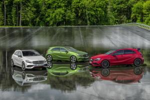 Mercedes-Benz A-Klasse Modelljahr 2015