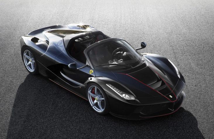 Ferrari: LaFerrari Spider