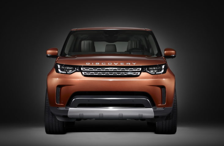 Land Rover: ΝΕΟ Discovery 5