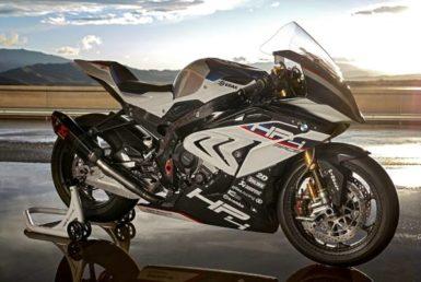 BMW: Νέα HP4 RACE