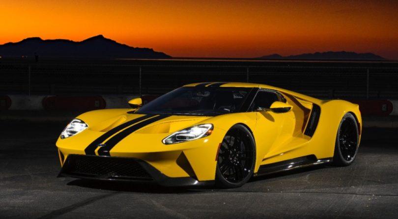 Ford: Στο GT δοκιμάζονται οι τεχνολογίες για τα μελλοντικά αυτοκίνητα