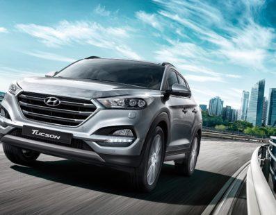 Hyundai: Νέο Tucson