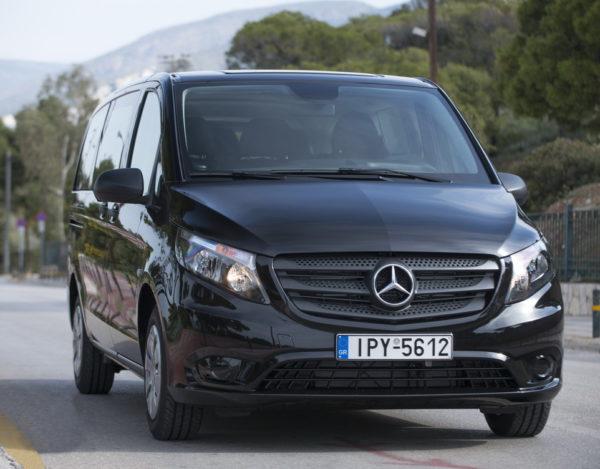 Mercedes-Benz Hellas: Nέο Vito Tourer Dark Edition για την Ελληνική αγορά