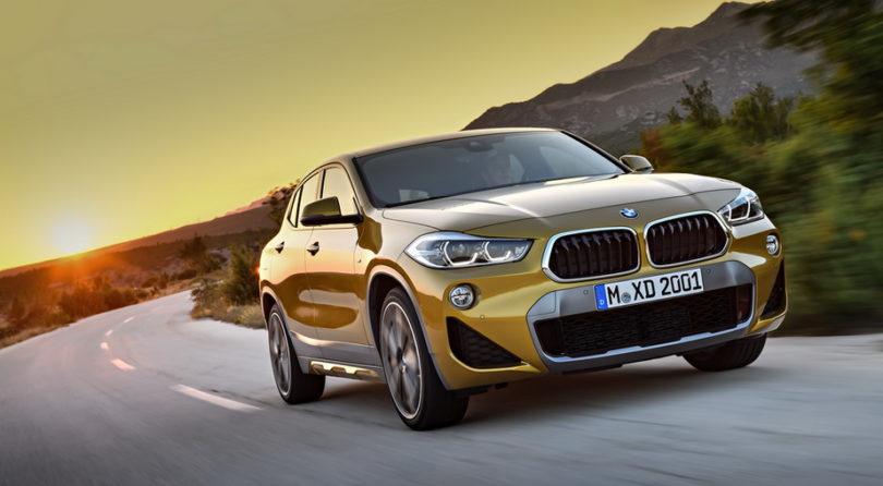 Νέα BMW Χ2