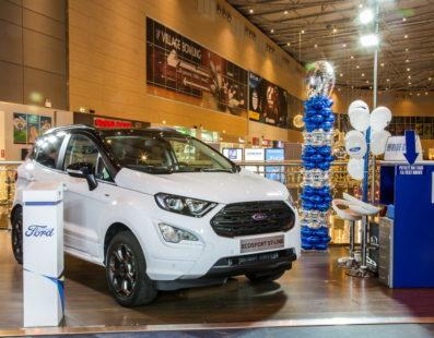 Το Ford EcoSport στο Mall