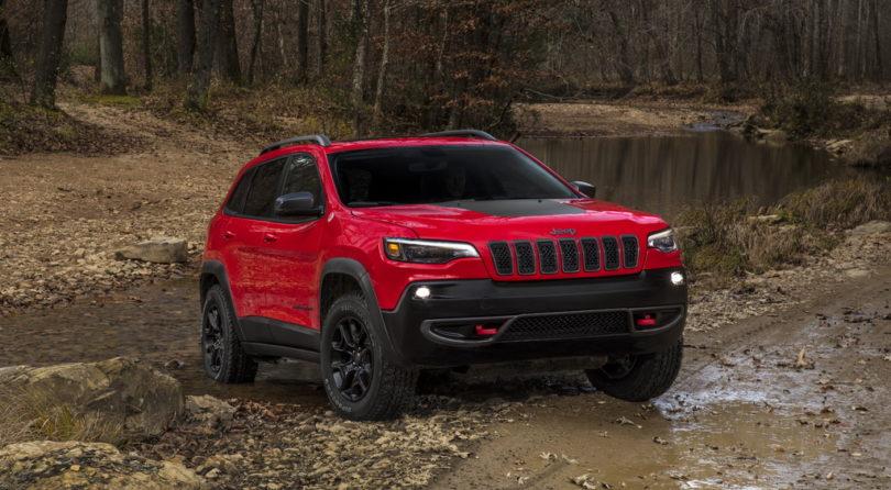 Νέο Jeep Cherokee