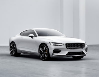 Volvo: Μπαίνει στα ηλεκτρικά με το Polestar 1