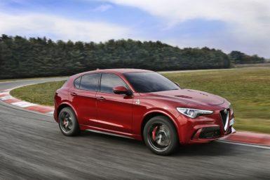 Alfa Romeo Stelvio Quadrifoglio: Ιταλική υπερταχεία