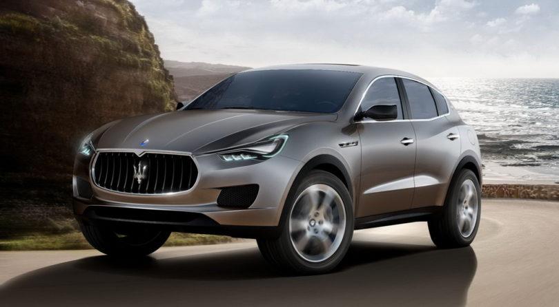 Maserati: Και με μικρό SUV