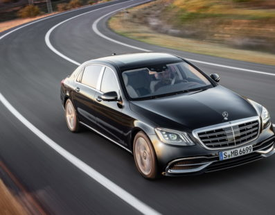 Mercedes: Τιμές της νέας S-Class