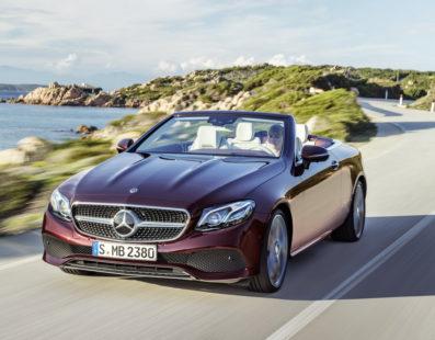 Mercedes: E-Class Cabrio