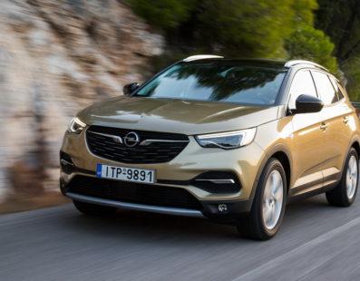 Opel Grandland X: Πρώτες εντυπώσεις