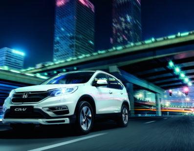Honda CR-V: Όφελος μέχρι 5.000€