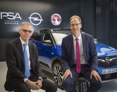 Opel: Υπό τη σκέπη της PSA