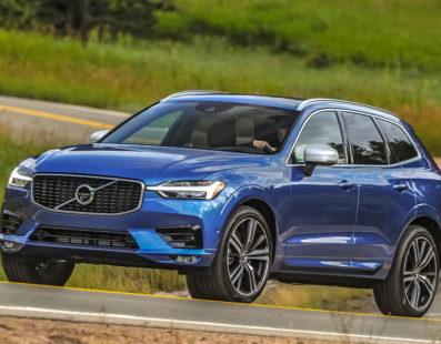Με XC60 η Volvo στην Αυτοκίνηση 2017