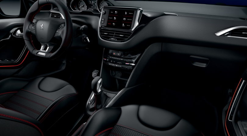 Peugeot 208: Με Navi και κάμερα