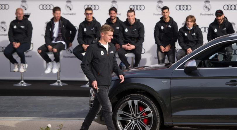 Με Audi η Ρεάλ Μαδρίτης