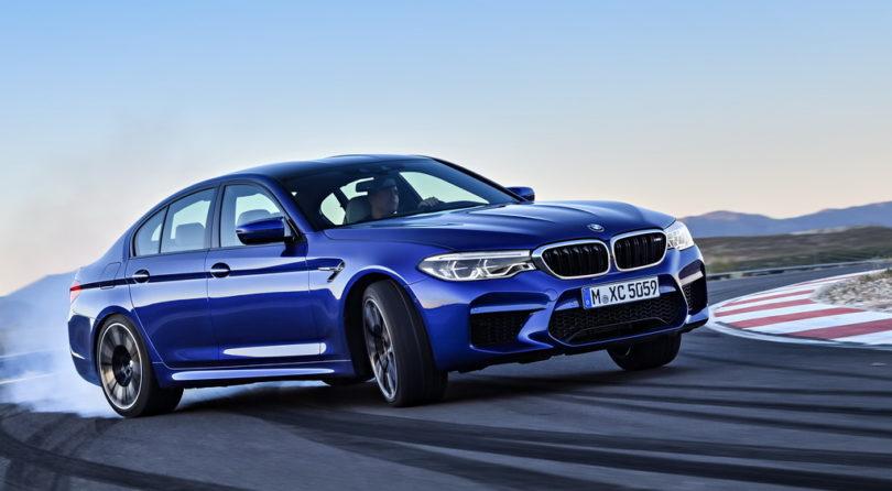 BMW M5: Ρεκόρ στη Σαγκάη