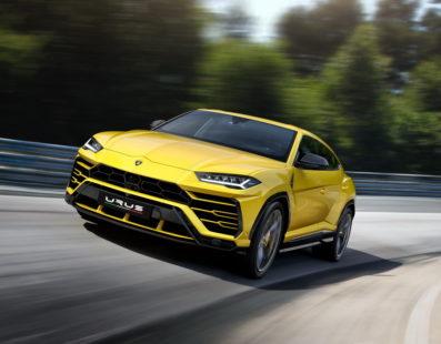 Νέα Lamborghini Urus