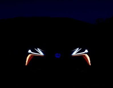 Lexus LF-1 Limitless concept στο Detroit