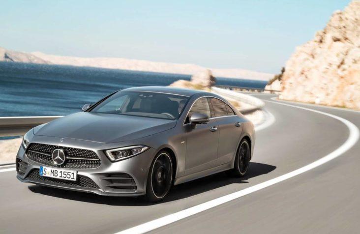 Νέα Mercedes CLS