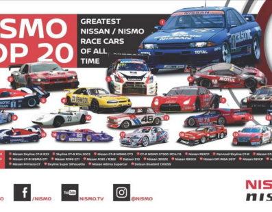 NISMO Top 20: Επικράτησε το Το Nissan Skyline GT-R R32
