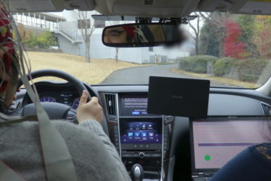 Nissan Brain-to-Vehicle Technologies