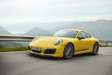 Porsche 911 Carrera T: Τ όπως Touring