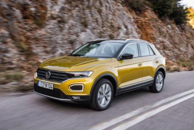 VW T-Roc: Πρώτες εντυπώσεις