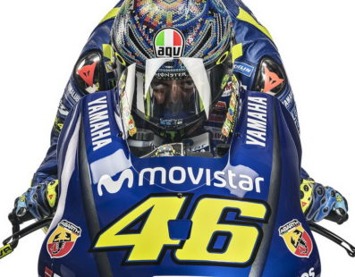 Abarth χορηγός της Movistar Yamaha MotoGP