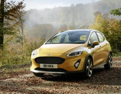 Δυναμικά το νέο Ford Fiesta