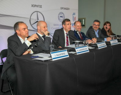 Το 9ο Συνέδριο Ηγεσίας 2018 στη Mercedes