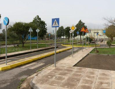 Πάρκο Κυκλοφοριακής Αγωγής Σπάρτης «Άρης Σταθάκης»