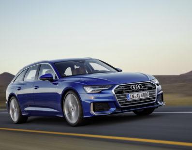 Νέο Audi A6 Avant