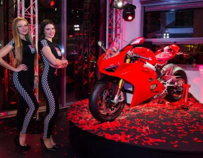 Η νέα Ducati Panigale V4 στην Ελλάδα