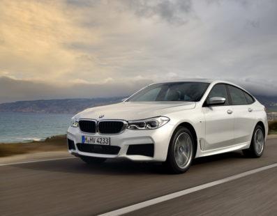 Με νέο δίλιτρο κινητήρα η BMW Σειρά 6 Gran Turismo