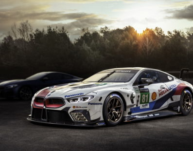 Ντεμπούτο στο Le Mans για τη νέα BMW Σειρά 8 Coupe
