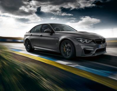 BMW M3 CS περιορισμένης παραγωγής