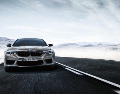 Νέα BMW M5 Competition με αγωνιστικά γονίδια
