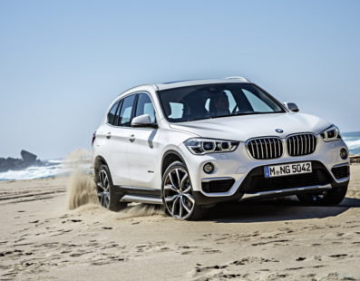 Νέα έκδοση BMW X1 με diesel κινητήρα 1.5