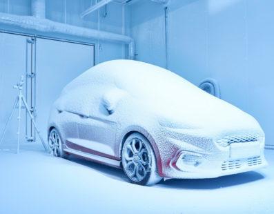 To Κλιματικό Εργαστήριο της Ford