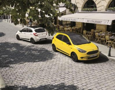 Νέο Ford KA+ Colour Edition με επιπλέον εξοπλισμό