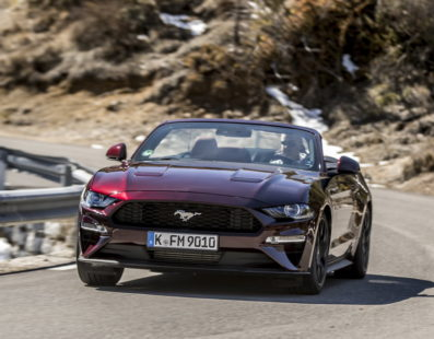 Ford Mustang MagneRide