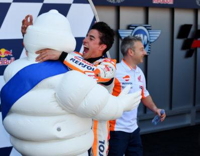 400 νίκες για τη Michelin στο MotoGP