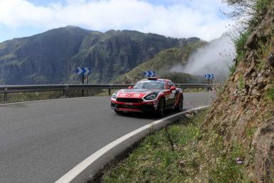 Διακρίσεις για το Abarth 124 Rally στην R-GT