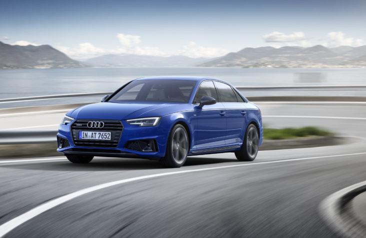 Ανανεώσεις για τα Audi A4 Sedan και Α4 Avant