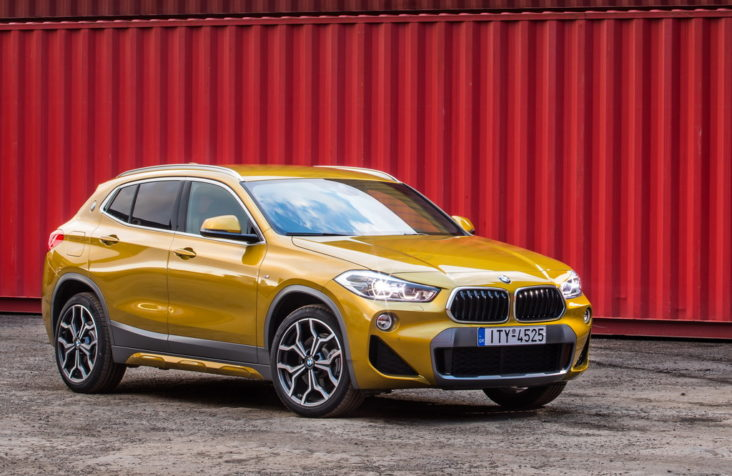 BMW X2 sDrive18i από 33.200 ευρώ