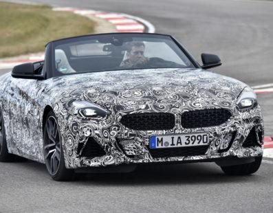 Τελικές δοκιμές για τη 3η γενιά της BMW Z4
