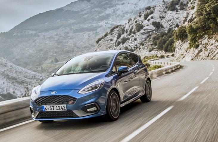 Από 20.264 ευρώ το νέο Ford Fiesta ST